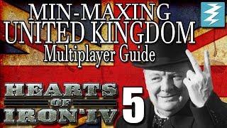 ACCIDENTAL DDAY [5] Multiplayer United Kingdom - Hearts of Iron IV HOI4