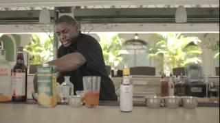 Jamaal Bowen Top Mixologist Award Winning Cocktail