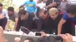 Imran Khan Celebrating by doing Pushups 😍