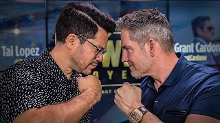 Grant Cardone & Tai Lopez Talk Business & Social Media