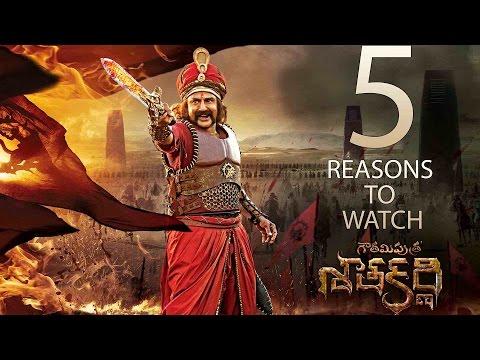 5 Reasons to watch Gautamiputra Satakarni