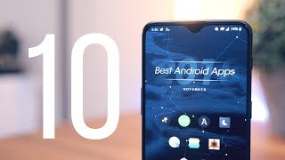 Best Android Apps - November 2018!