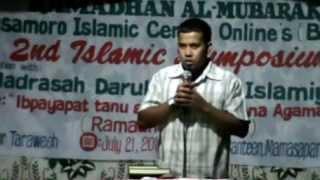 Biyrul Waalidayn- Ustadz Anwar Talusan