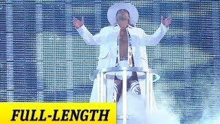 Shawn Michaels' 25th Anniversary of WrestleMania Entrance