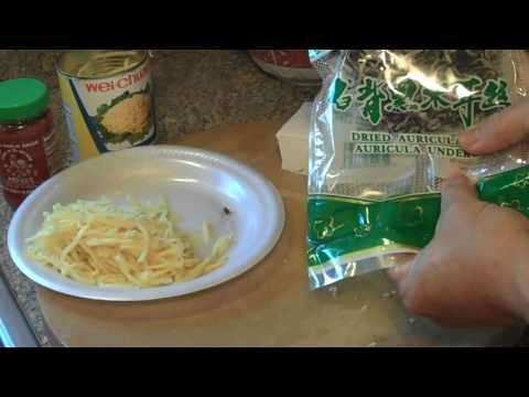 Xxx Mp4 Taste Of Asia Home Hot And Sour Soup Pt 1 Ingredients Mp4 3gp Sex