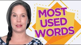 Perfect English | The most important English words!