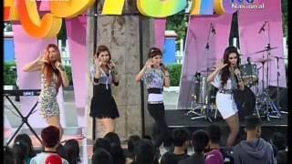 V ANGELZ Live At Keren (10-12-2012) Courtesy TVRI
