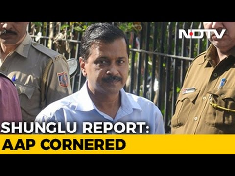 'Gross Abuse Of Power': Panel That Investigated AAP Government