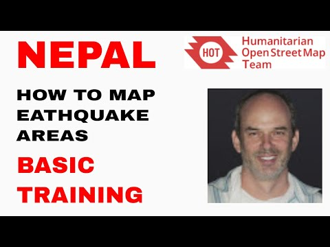 How To Map in OSM : Basic Training ID Editor HOT Task #1090