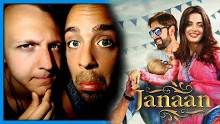Janaan Trailer - English Subtitles | Trailer Reaction Video by Robin and Jesper