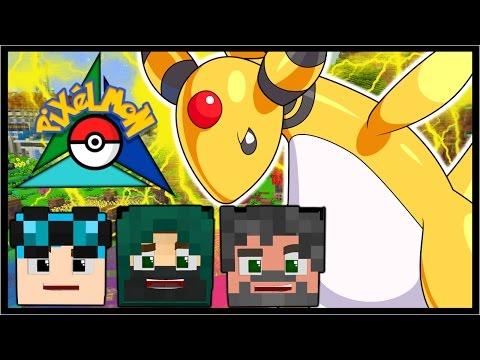 This Video Will Shock You Pokemon Trinity Minecraft 8
