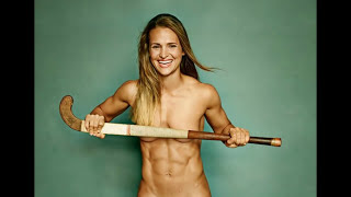 24 athletes who look stunning without clothes
