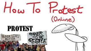How To Protest Online (Using The WSJ Pewdiepie Thing As A Case Study)