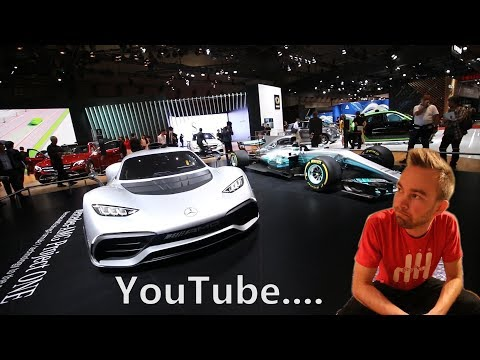I ve Been Demonetized .and the Mercedes AMG Project ONE