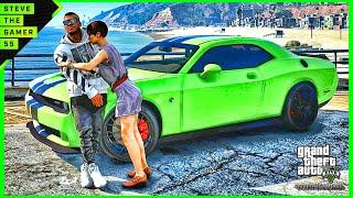 GTA 5 MOD #160 LET'S GO TO WORK (GTA 5 REAL LIFE MOD) TGIF FIREWORKS