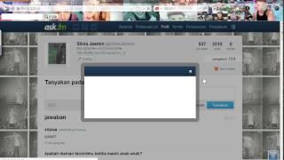 Cara mengirim hadiah di Ask.fm