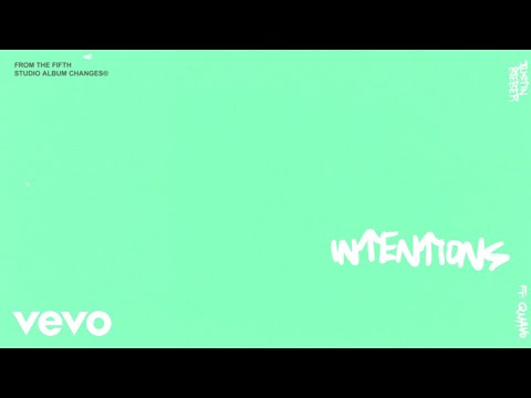 Justin Bieber Intentions Official Lyric Video ft. Quavo