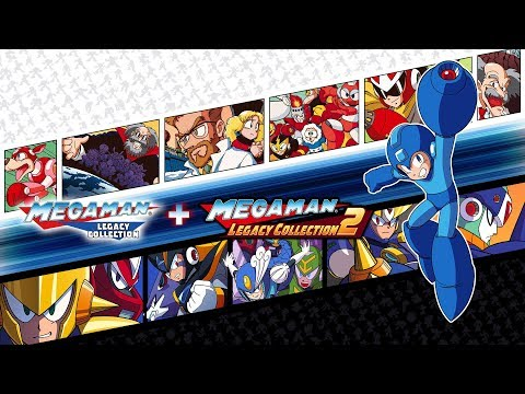 Xxx Mp4 Mega Man Legacy Collection 1 2 Switch Announce Trailer 3gp Sex