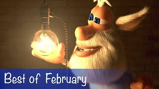 Booba - Compilation of all episodes - Best of February - Cartoon for kids