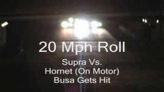 Top End Supra - Highway pulls