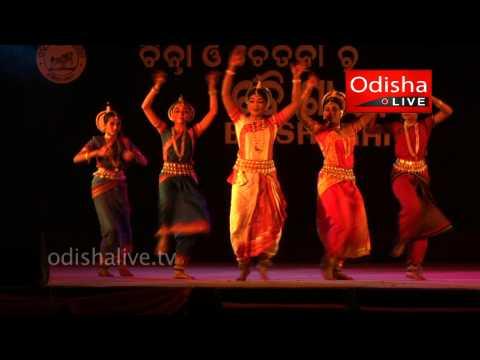 Odissi Dance - Jay Jay Mahakali - Rashmi Rekha Das & Group