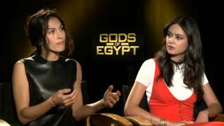 Gods of Egypt: Elodie Yung