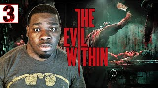 The Evil Within Gameplay Walkthrough Part 3 The Woods - Lets play The Evil Within