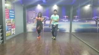 O mere dil ke chain | Bollywood Dance Fitness | Chetan Agarwal