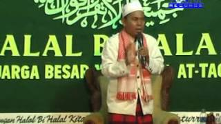 KH. JA'FAR SHODIQ - HBH MUSHOLLA AT-TAQWA PATROL BARU (VCD Rip Full) - THE BONTOT RECORDS