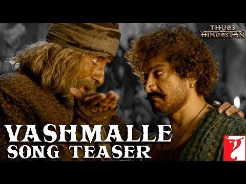 Xxx Mp4 Vashmalle Song Teaser Thugs Of Hindostan Amitabh Bachchan Aamir Khan Ajay Atul A Bhattacharya 3gp Sex