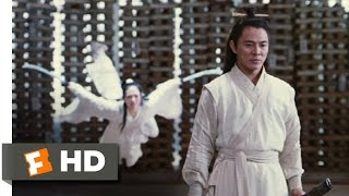 Hero (8/11) Movie CLIP - Moon Attacks Nameless (2002) HD