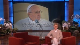 Jokes from the Pope
