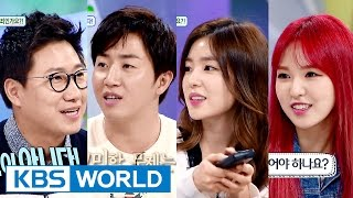 Hello Counselor -  Jo Ujong, Hong Jinho, Irene & Wendy (2016.04.04)