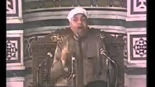 رأي الشيخ الشعراوي في سيد قطب