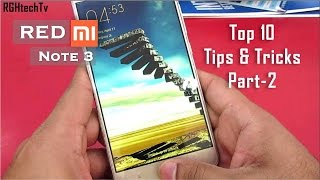 10 New Xiaomi Redmi Note 3 Tips and Tricks - Part 2