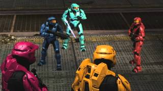 07: Rally (Sarge's Speech) - Red vs Blue Revelation Soundtrack (By Jeff Williams)