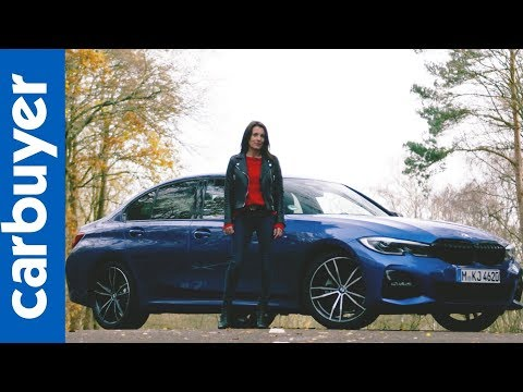 BMW 3 Series G20 saloon 2019 in depth review Carbuyer
