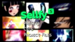 AMV Presets and Project Files for After Effects l UPDATED CHECKOUT PROBLEM FIXED l