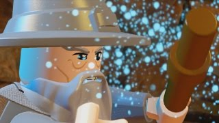LEGO Dimensions Game Movie All Cutscenes