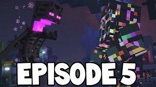 Minecraft Story Mode: Season 2 - EPISODE 5 - FIRST LOOK!