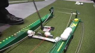 The Z-Factor Perfect Putting Machine