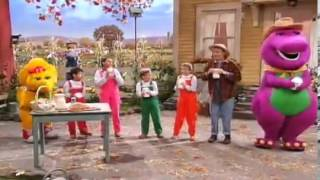 Barney y sus Amigos:  E-I-E-I-O (Season 4, Episode 20)
