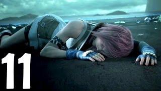 Final Fantasy XIII-2 - Movie Version -11- Lighting's Revelations In AF 700