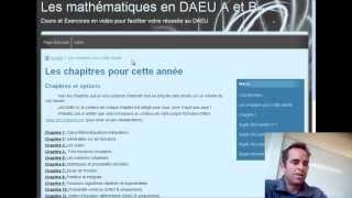 Le programme sur http://daeu.e-monsite.com