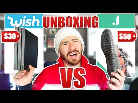 UNBOXING Are These Sites Better Than Wish WISH VS. JOOM ALIEXPRESS AND OTHER KNOCK OFF SITES