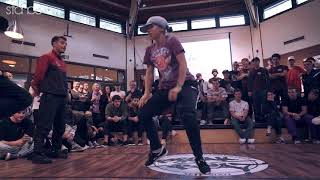 Justen and Rateb vs Female Finesse ► .stance ◄ Break2Beat (Germany)
