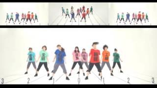 フォーメーションダンスOne・Two・Three(updated)