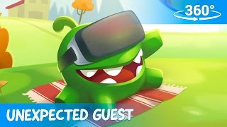 Om Nom 360°: Unexpected Guest (Cut the Rope)