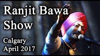 Sher Marna - Ranjit Bawa Show Calgary 2017