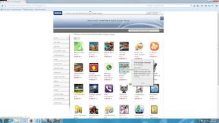 How To Download Nokia Ovi Store Applications Direct To your PC HD Video